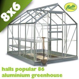 Halls Popular Greenhouses