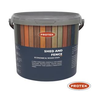 Protek Shed & Fence
