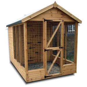 TGB Animal Housing