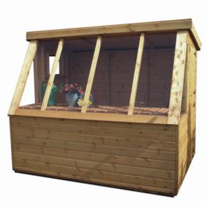 Timber Greenhouses