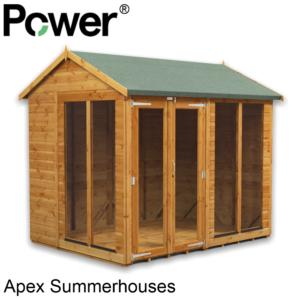 Power® Apex Summerhouses