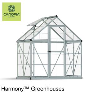 Palram – Canopia® | Harmony™ Greenhouses