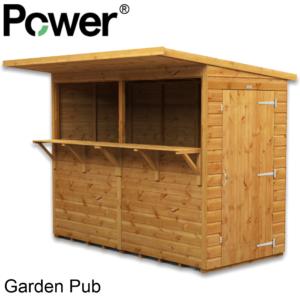 Power® Pub Sheds