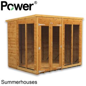 Power® Summerhouses